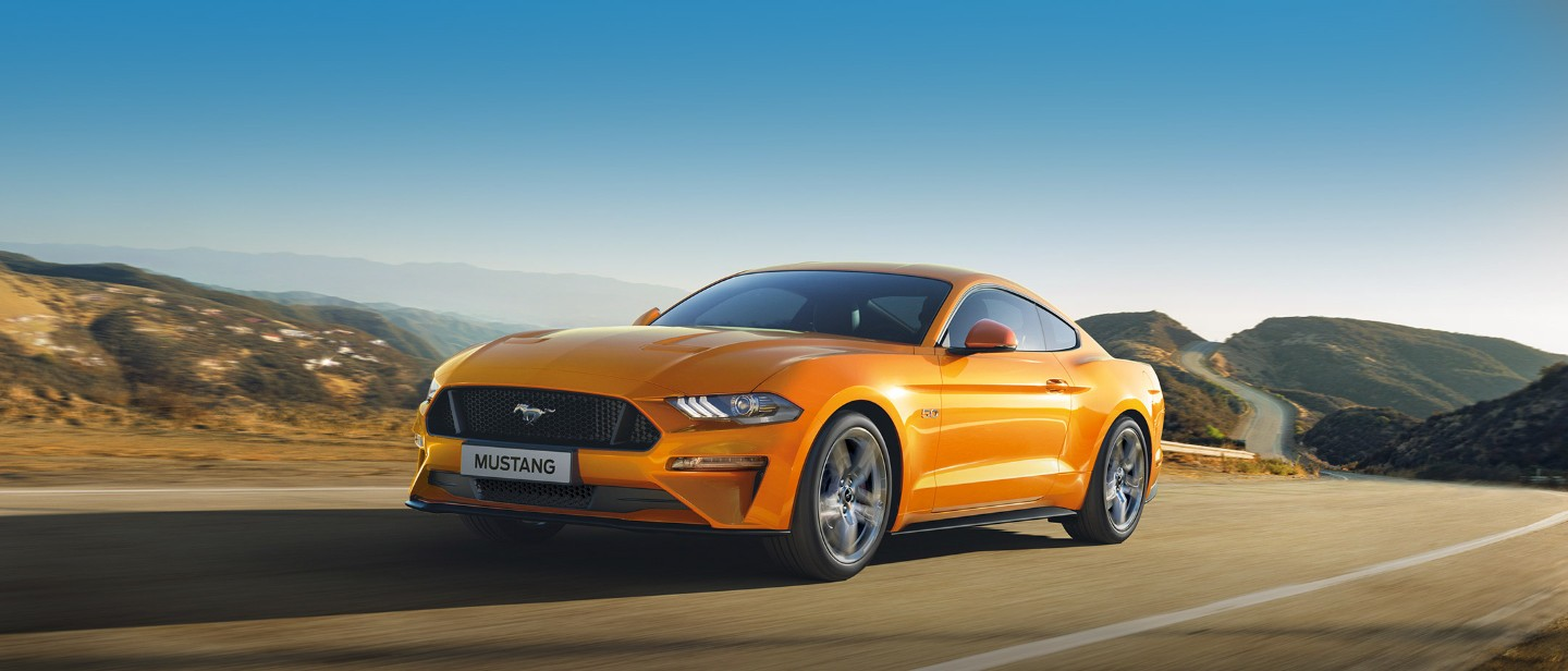 Novo ford mustang 2018 ford pt